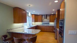 Kitchen wiring and upgrades