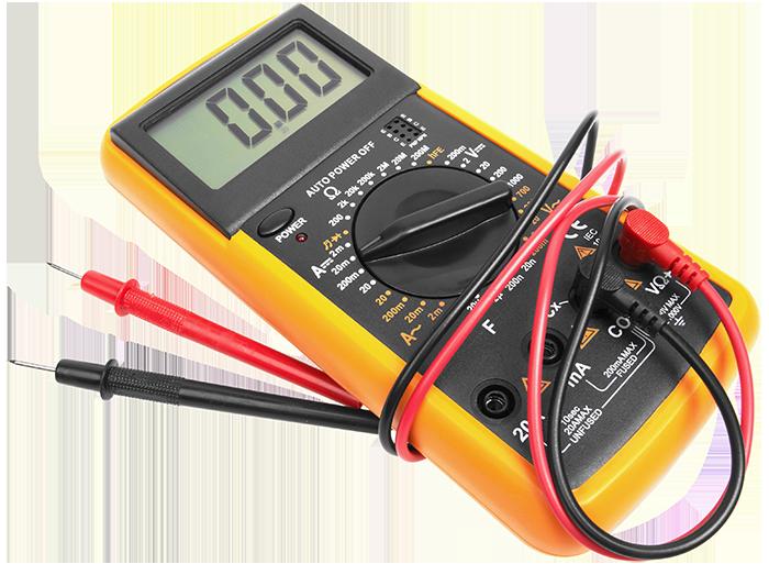 Wire Tester Circuit Tester Amperage Meter