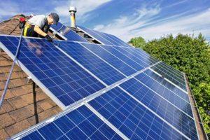 Solar Panel Installation and Repair