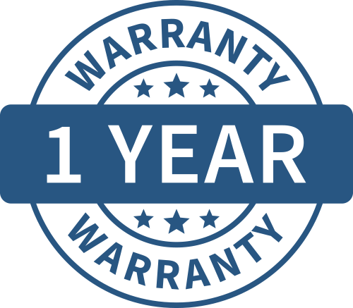 One Year Warranties